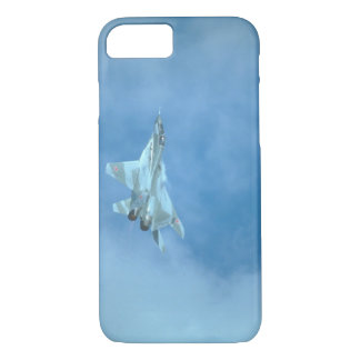 Mikoyan MIG-29 Fulcrum_Aviation Photography iPhone 7 Case