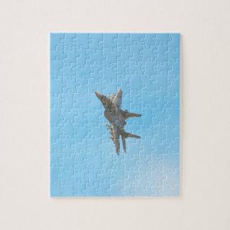Mikoyan MIG-29 Fulcrum_Aviation Photography Jigsaw Puzzle