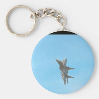Mikoyan MIG-29 Fulcrum_Aviation Photography Keychain