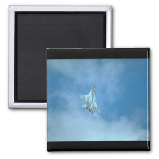 Mikoyan MIG-29 Fulcrum_Aviation Photography Magnet