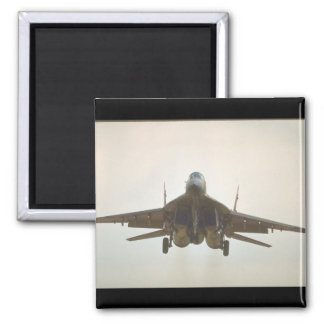 Mikoyan MIG-29 'Fulcrum_Aviation Photography Magnet