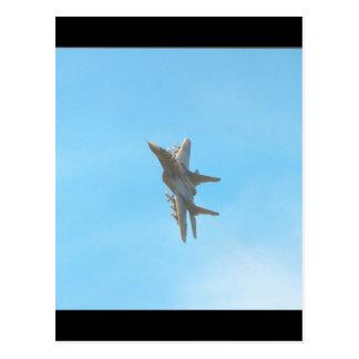 Mikoyan MIG-29 Fulcrum_Aviation Photography Postcard
