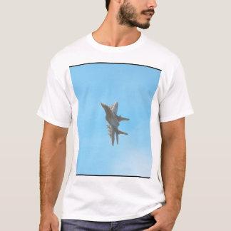 <Mikoyan MIG-29 Fulcrum_Aviation Photography T-Shirt