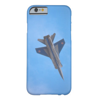 Mikoyan MIG-31 Foxhound_Aviation Photography Barely There iPhone 6 Case