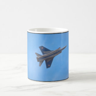 Mikoyan MIG-31 Foxhound_Aviation Photography Coffee Mug