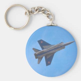 Mikoyan MIG-31 Foxhound_Aviation Photography Keychain