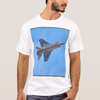 Mikoyan MIG-31 Foxhound_Aviation Photography T-Shirt