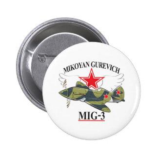 mikoyan mig-3 button