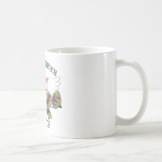 mikoyan mig-3 coffee mug