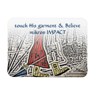 MIKROS IMPACT BELIEVE MAGNET