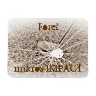 MIKROS IMPACT FORE! MAGNET