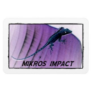 MIKROS IMPACT LIZARD FLEXI MAGNET