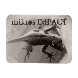 MIKROS IMPACT LIZARD MAGNET