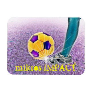 MIKROS IMPACT SOCCER KICK MAGNET