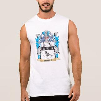 Mikula Coat of Arms - Family Crest Sleeveless Shirt