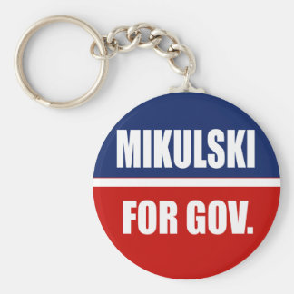 MIKULSKI 2010 KEY CHAINS
