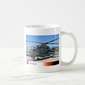 MIL 35 HIND RUSSIAN HELICOPTER COFFEE MUG