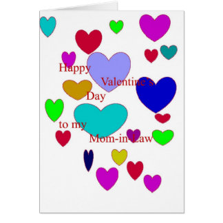 MIL Hearts from her Card