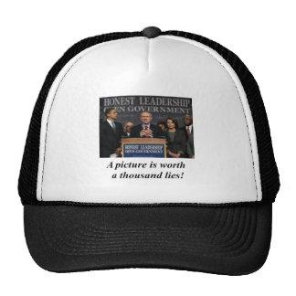 Mil mentiras gorras
