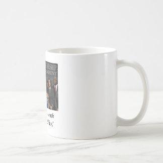 Mil mentiras taza de café