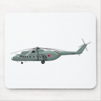 Mil Mi-6 Hook Mouse Pad