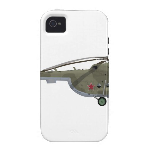Mil Mi-8 Hip iPhone 4/4S Case