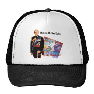 Mil millones duques del dólar gorras de camionero