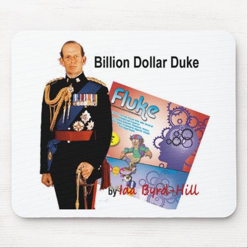 Mil millones duques del dólar tapetes de raton