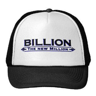 Mil millones el nuevo millón gorras