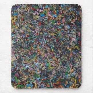 Mil murales de las aventuras tapetes de ratón