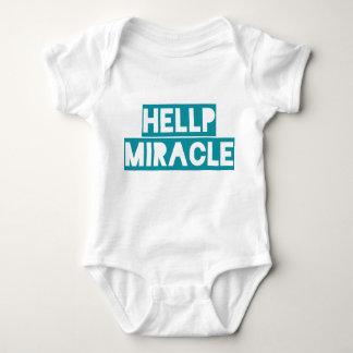 Milagro de HELLP Mameluco De Bebé