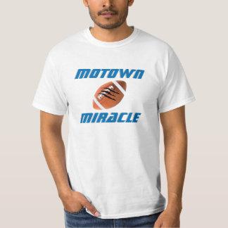 Milagro de Motown Playera