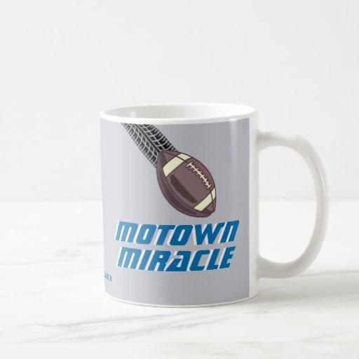 Milagro de Motown Tazas