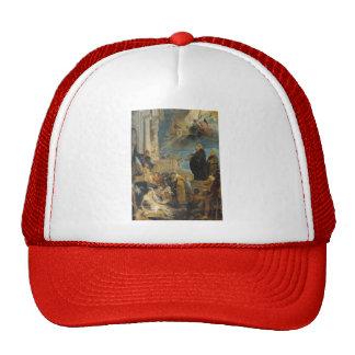Milagro de Peter Paul Rubens- de St Francis Gorros
