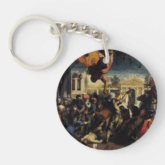 Milagro de Tintoretto- de St Mark que libera el es Llaveros