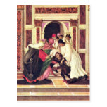 Milagro pasado y la muerte de St. Zenobius Postal