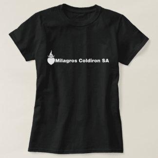 Milagros Coldiron SA (White Logo) T-shirt