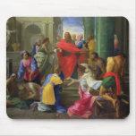 Milagros de San Pablo en Ephesus, 1693 Alfombrillas De Ratones