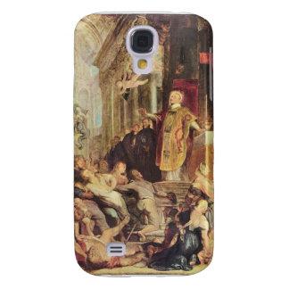 Milagros de St Ignatius de Loyola de Paul Rubens