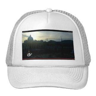 Milagros en el gorra de Vatican