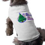 Milagros masculinos del navidad del cáncer de pech camisas de perritos