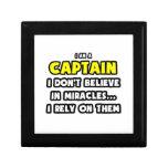 Milagros y capitanes… divertidos caja de recuerdo