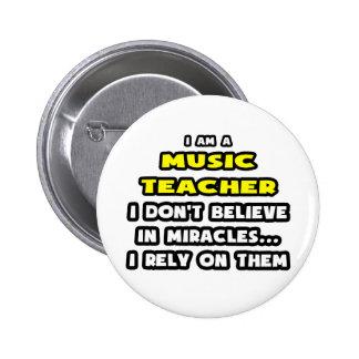 Milagros y profesores de música… divertidos pin
