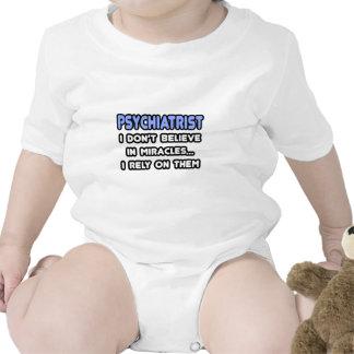 Milagros y psiquiatras trajes de bebé