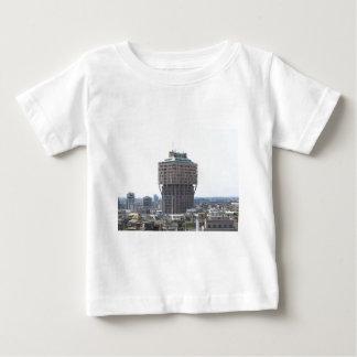 Milan aerial view baby T-Shirt