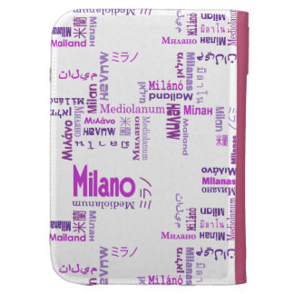 Milan Kindle 3G Cases