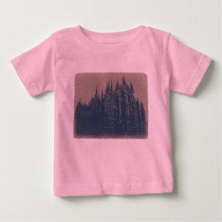 Milan Cathedral Baby T-Shirt