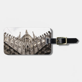 Milan cathedral dome - Italy Luggage Tag