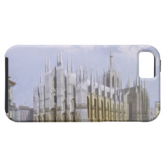 Milan Cathedral from 'Views of Milan and its Envir iPhone 5 Covers