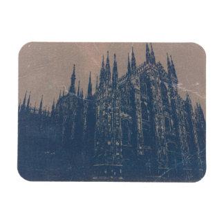 Milan Cathedral Magnet